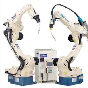 welding robots, welding robots suppliers, welding robots in north india, OTC Daihen Corporation